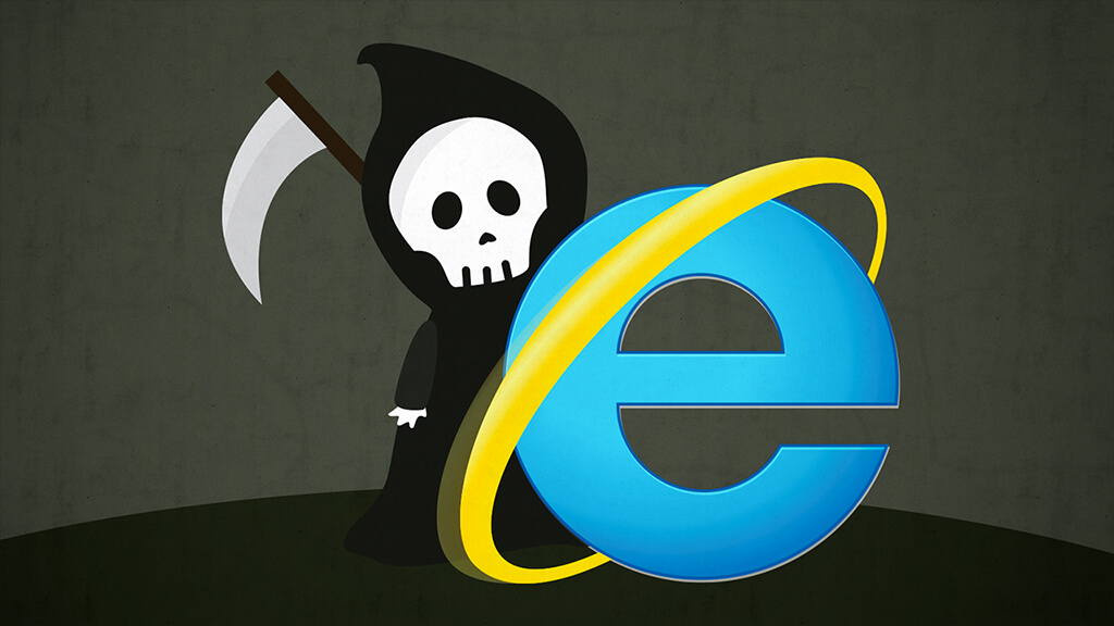 Fin du support d'Internet Explorer (Microsoft)