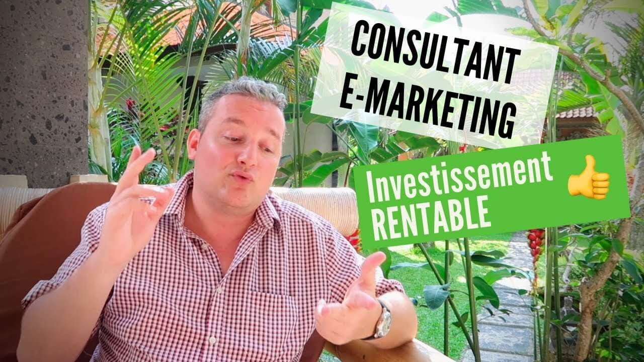 Investir dans du consulting en Digital Marketing, bonne idée?