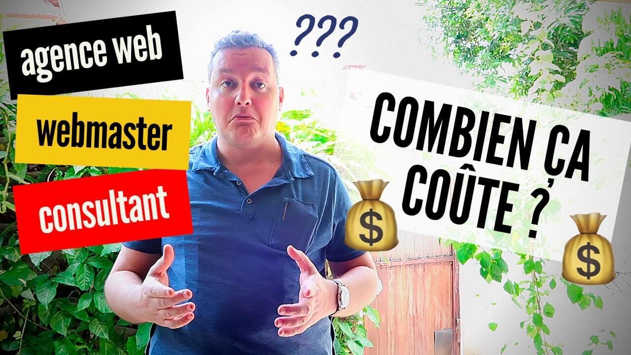 Coût d'un consultant expert en digital marketing, vidéo de Nicolas Laruelle.