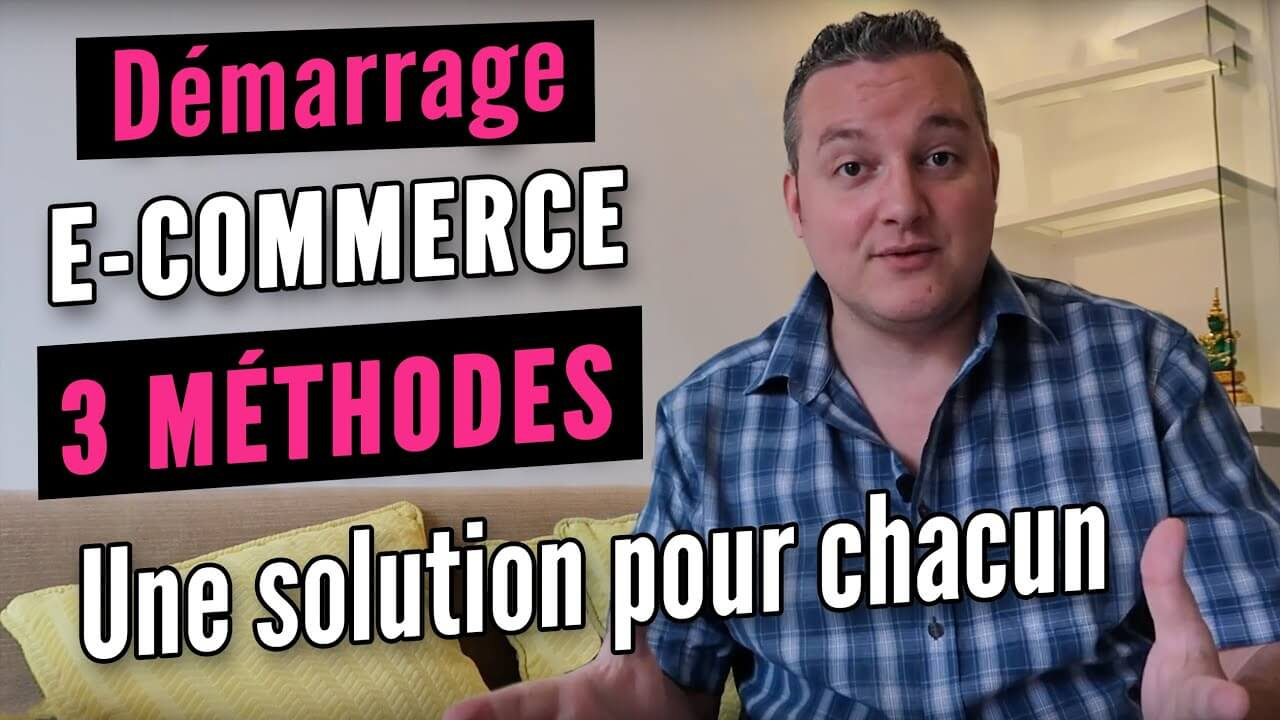 Créer un e-commerce (boutique en ligne) (Nicolas Laruelle)